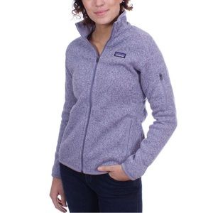 Patagonia Sz Lg Women's Better Sweater Jacket